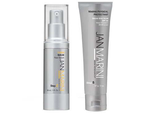 Jan Marini Rejuvenate & Protect w/ Marini Physical Protectant SPF 45