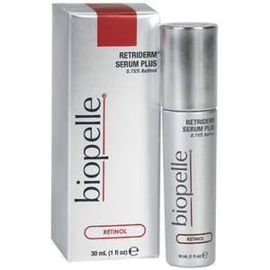 Biopelle Retriderm Serum Plus .75% Retinol