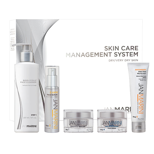 Jan Marini Skin Care Management System - Dry/Very Dry