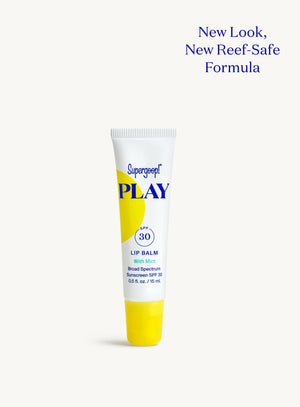 PLAY Lip Balm SPF 30 with Mint, 0.5 fl. oz.