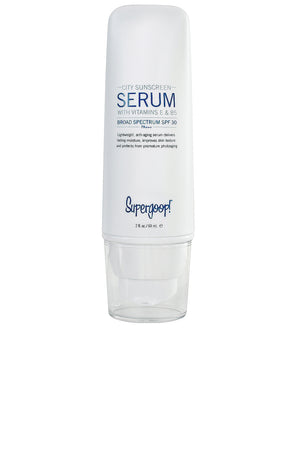 City Sunscreen Serum SPF 30, 2 fl. oz.