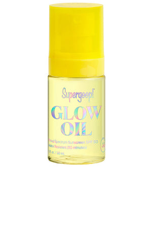 Supergoop! Glow Oil SPF 50, 1oz