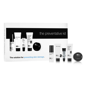 PCA Skin The Preventative Kit - Trial Size (5 piece)