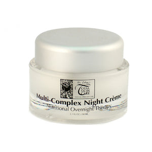 Total Skin Care Multi-Complex Night Creme