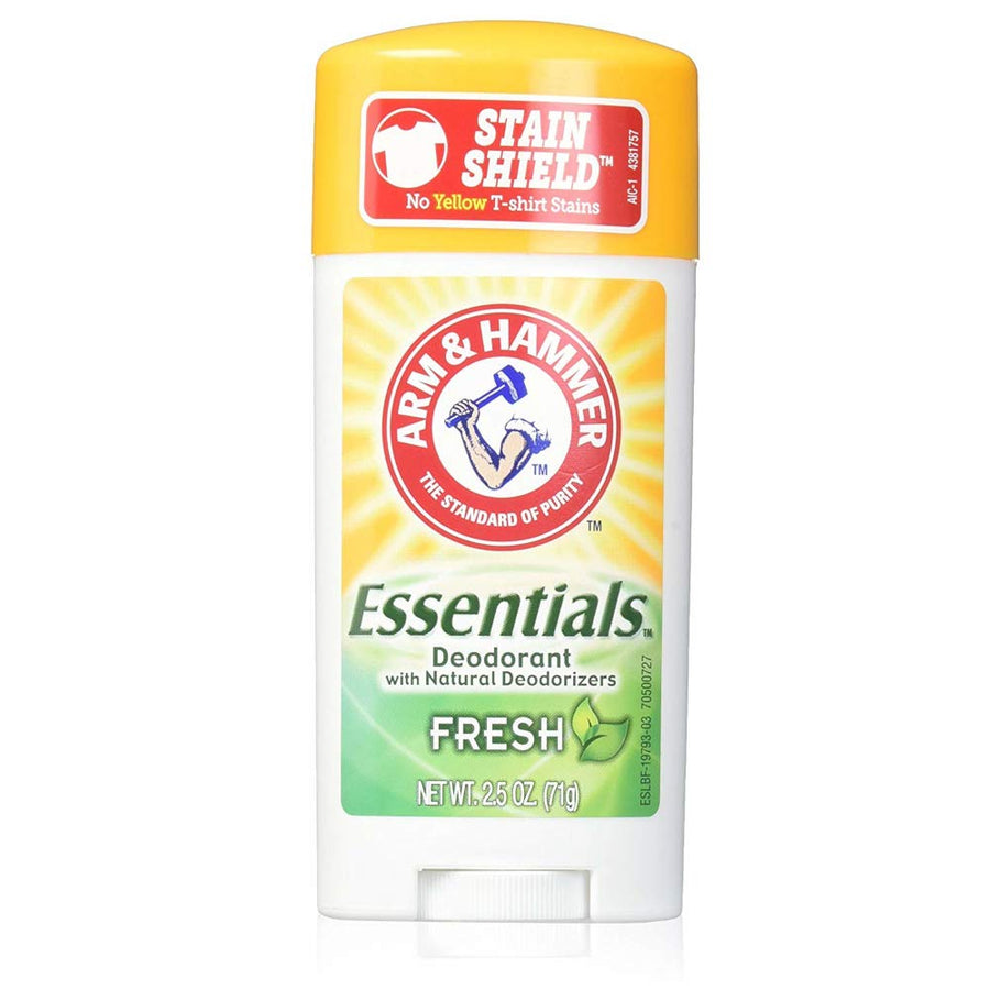 Arm & Hammer Essentials Deodorant Fresh 2.5 oz