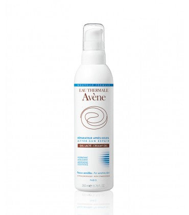 Avene After Sun Repair Creamy Gel - 6.76 oz.