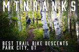 Top 5 Trail Bike Descents in Park City, Utah