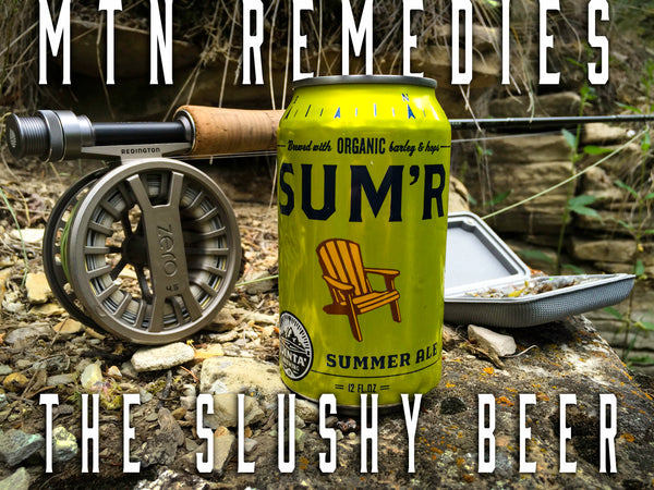 the slushy adventure beer beer