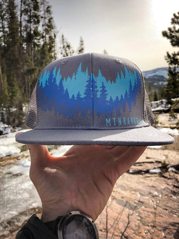 Hat Inspired by Nature