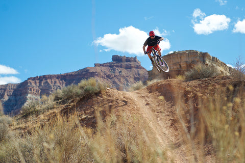 andrew putt scott mountain bike gooseberry utah desert