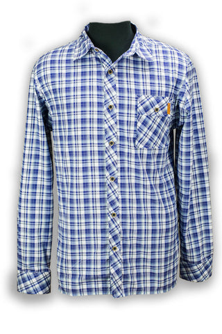 The Soady Ridge Stretch Flannel