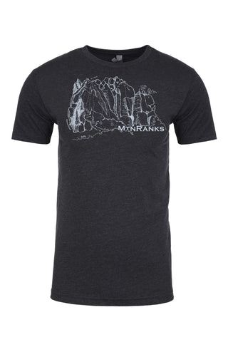 BluePrint Rock Climbing T-Shirt