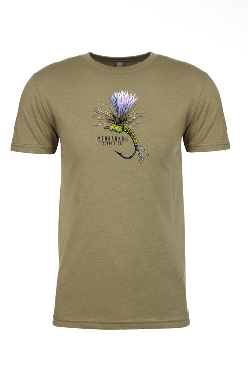 Blue Wing Olive Shirt