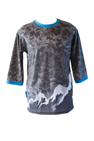 Midnight Ranger Mountain Bike Jersey