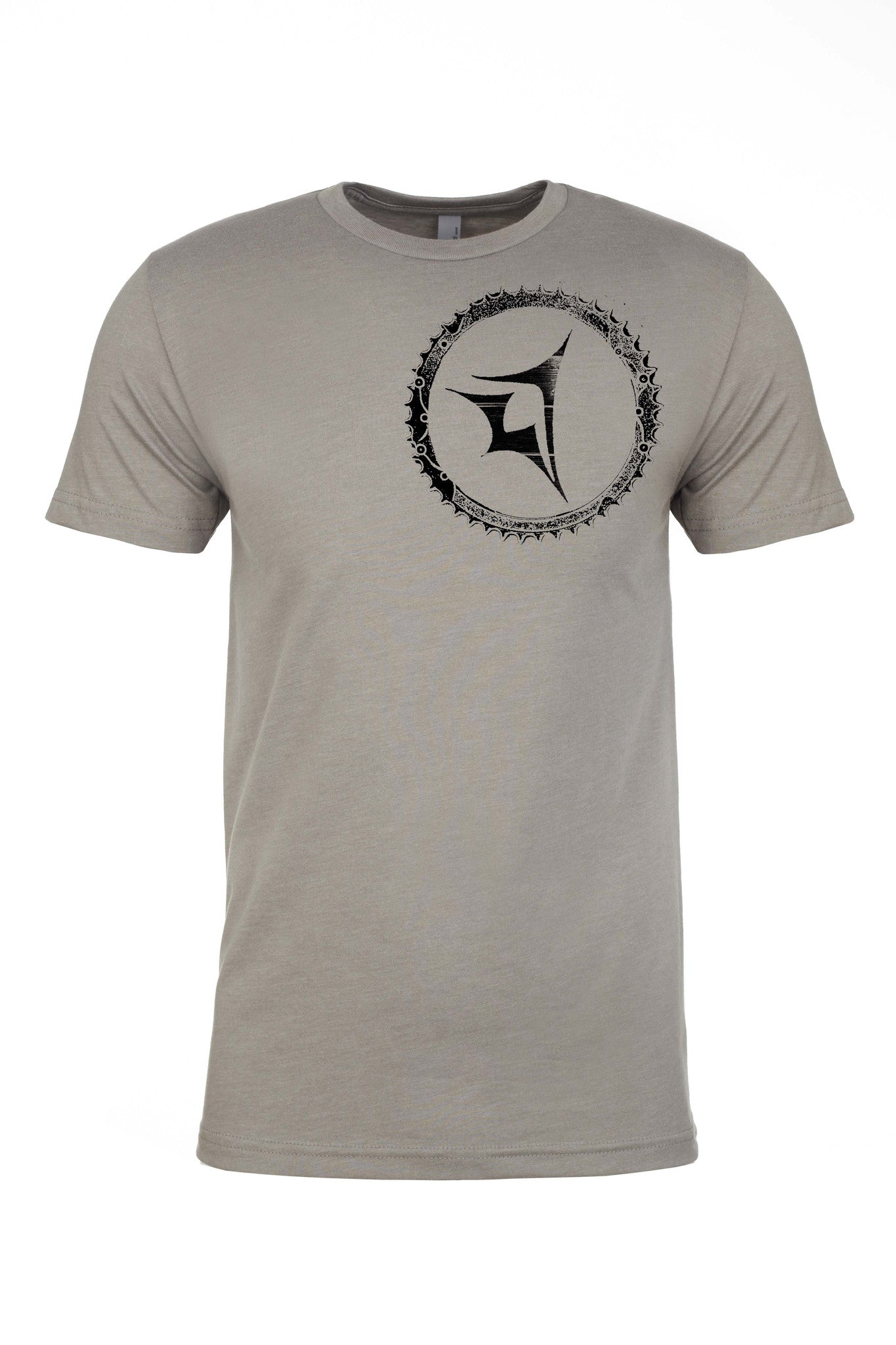 Chain ring mountain bike t shirt