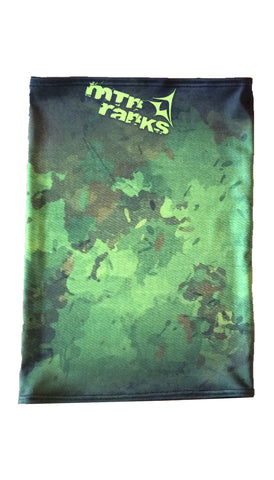 MtnRanks Camo Neck Tube