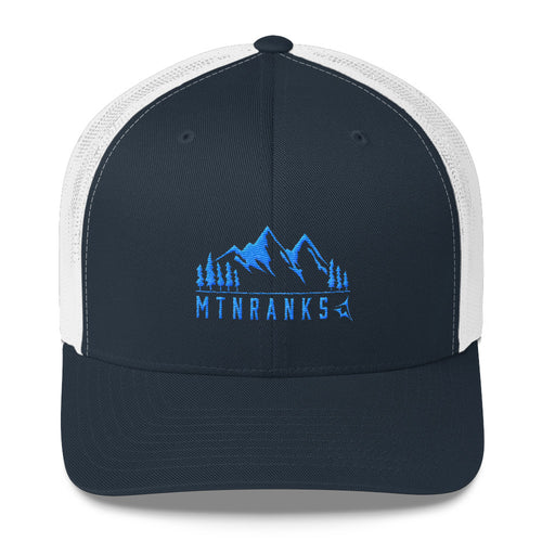 Ranks Mesh Back Hat