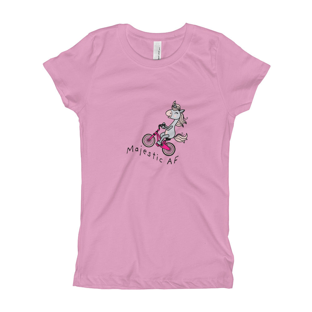 Majestic Youth Girl's T-Shirt