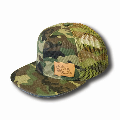 Ranks Range Structured Twill Cap