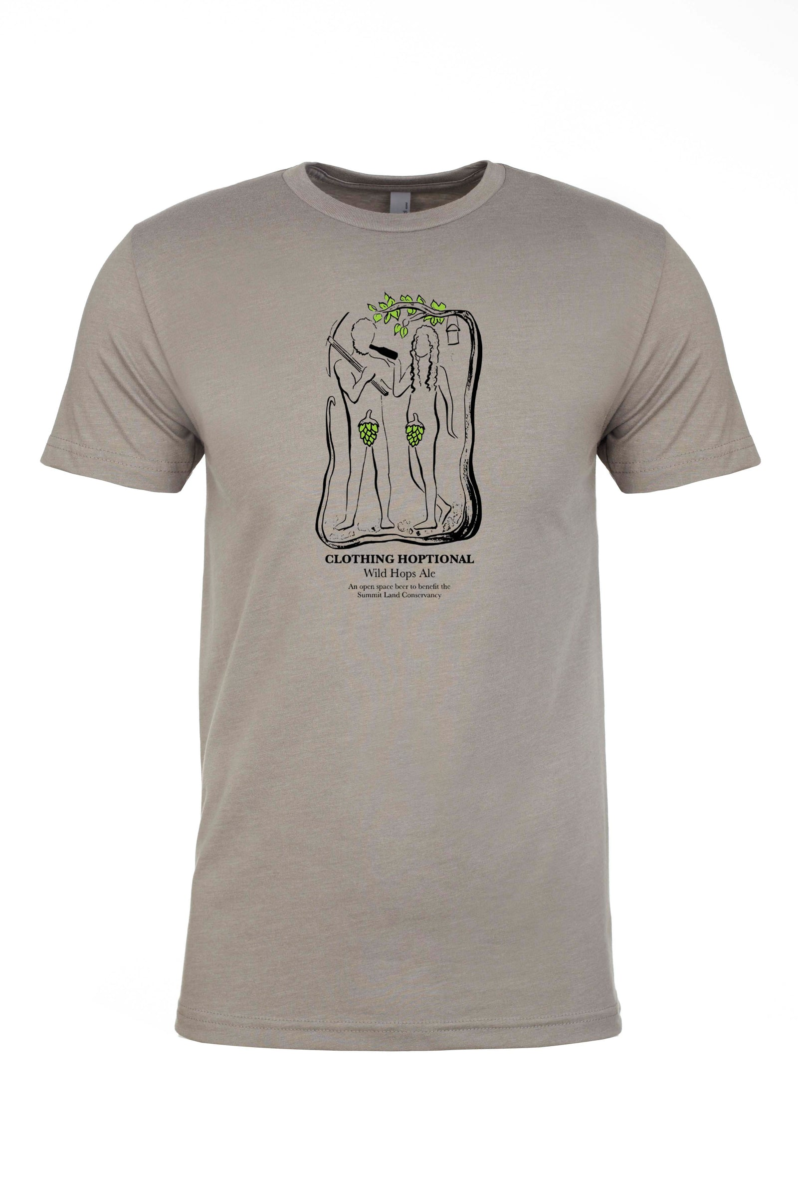 Summit Land Conservancy Clothing Hoptional Tshirt