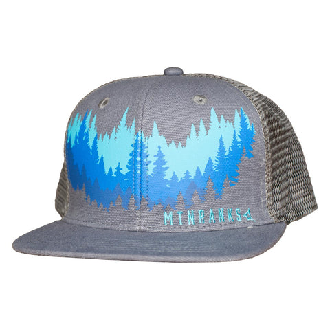 Trout Hunting Trucker Cap