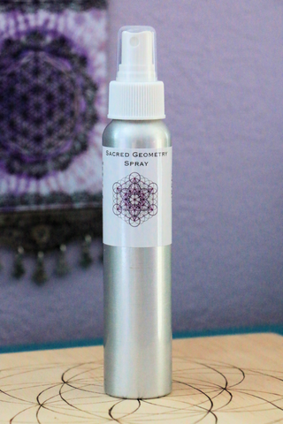 Sacred Geometry Spray