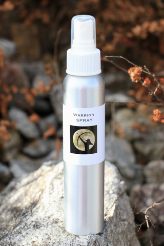 Warrior Spray