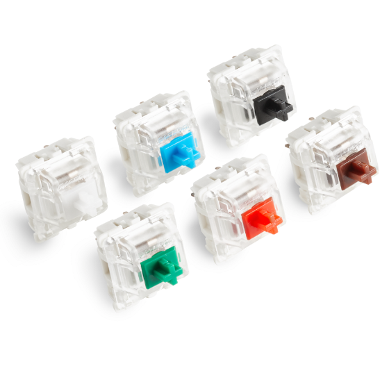 Gateron Switch Color Guide - Pick the best Gaterons for your keyboard