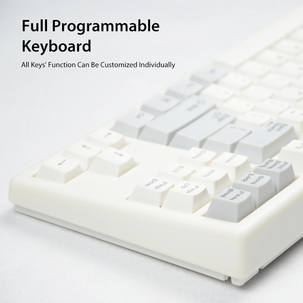 Full Programmable Keyboard