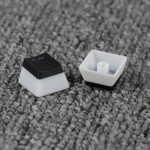 PBT Pudding Keycaps for Mechanical Keyboard