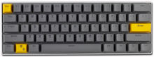 Load image into Gallery viewer, 60% PBT backlit Keycaps