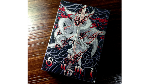 Sumi Kitsune Playing Cards (Tale Teller unbranded)