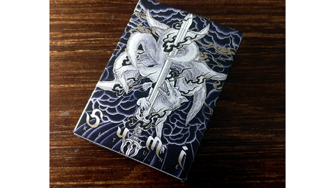 Sumi Kitsune Playing Cards (Myth Maker unbranded)