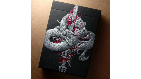 Sumi Original Craft Letterpress Playing Cards
