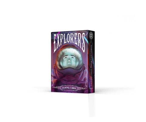 Explorers Mini Playing Cards : Revelation