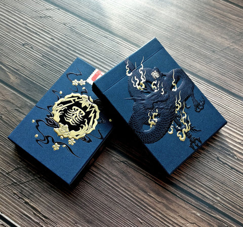 Sumi Playing Cards : Grandmaster Edition