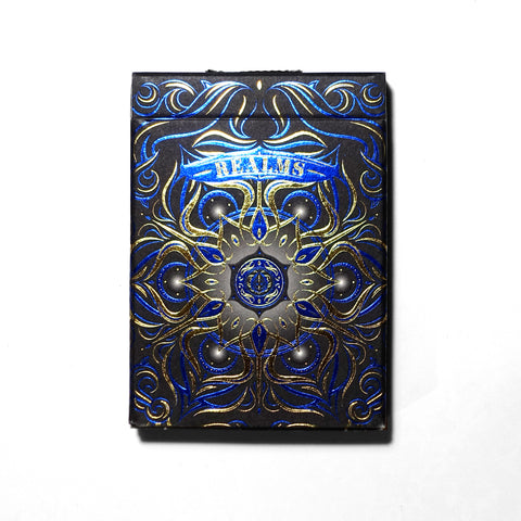 Realms Playing Cards : Blue Edition