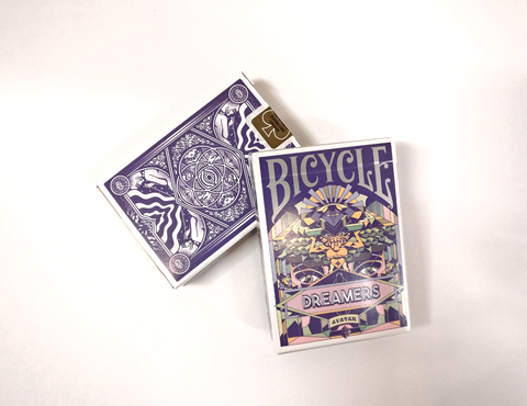 Dreamers Playing Cards (Standard Bicycle Edition)