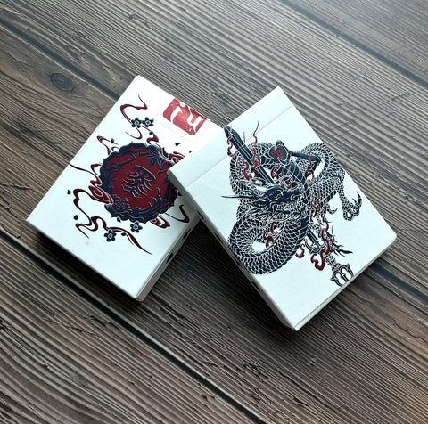 Sumi Playing Cards : Artist Edition
