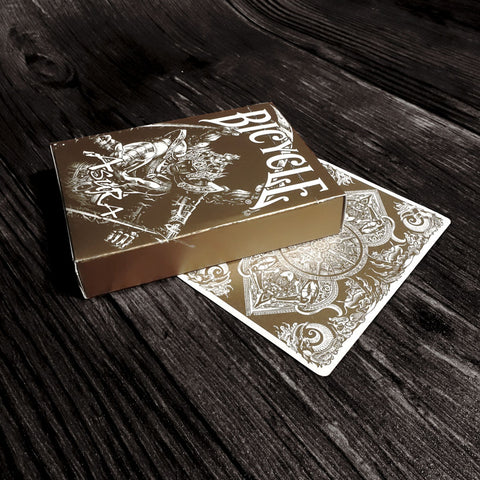 Bicycle Asura Deck : Gold edition