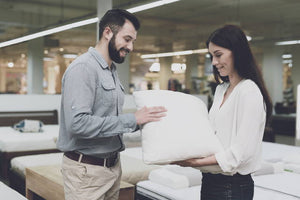 More To Selling Pillows Than Just Fluff