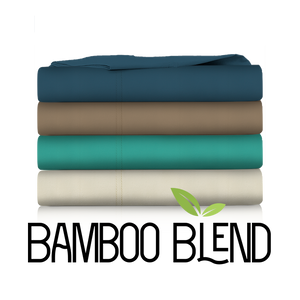 Bamboo Blend Bed Sheets