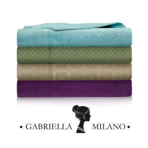 Gabriella Milano Bed Sheets