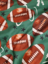 Load image into Gallery viewer, Football romper