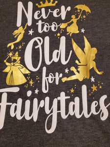 Never to old for Fairytales!