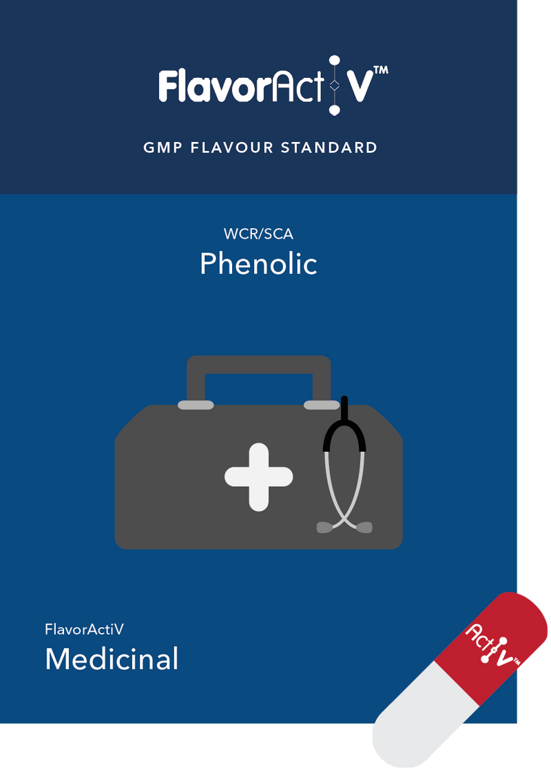 Phenolic (Coffee)