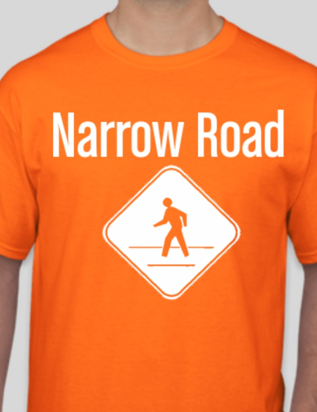 NR Safety Orange T-shirt