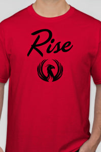 Rise Red T-shirt