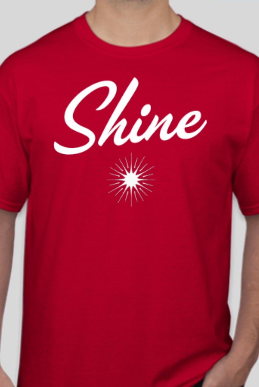 Shine Red T-shirt