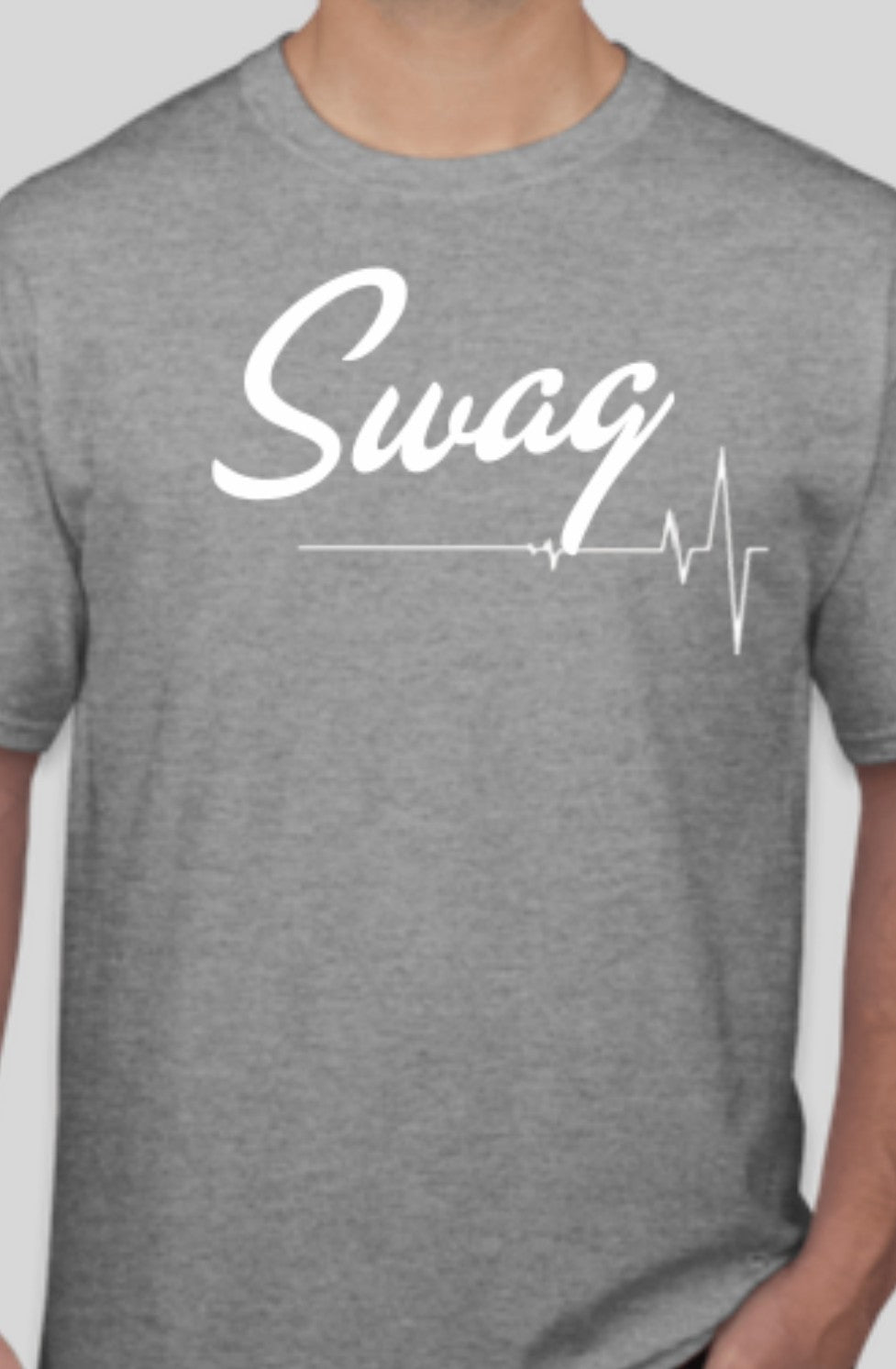 Swag Gray T-shirt